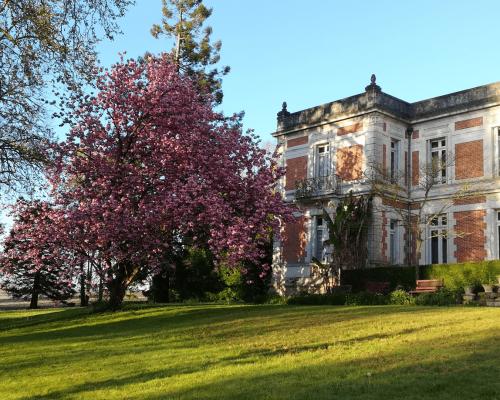 Les jardins - Au Domaine de Champ Rose